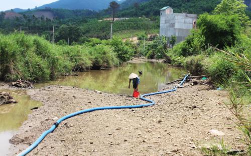 Thực trạng huyện nghèo Sơn Động