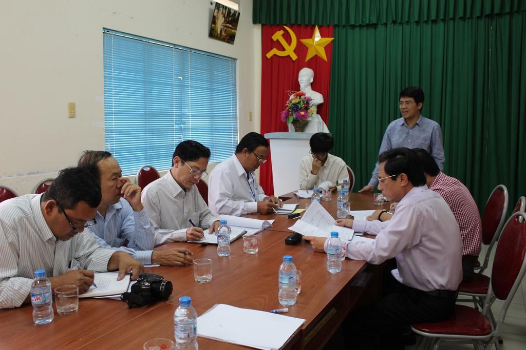 Khảo sát thực trạng, nhu cầu bác sỹ, trang thiết bị tại huyện Côn Đảo, tỉnh Bà Rịa Vũng Tàu